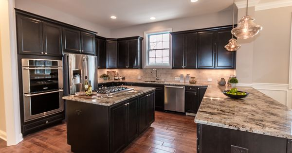 Love this kitchen design see the full custom home tour for See kitchen designs