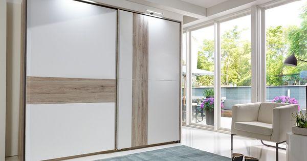 schwebet renschrank diva 250 0 eiche wei 10437 buy now. Black Bedroom Furniture Sets. Home Design Ideas