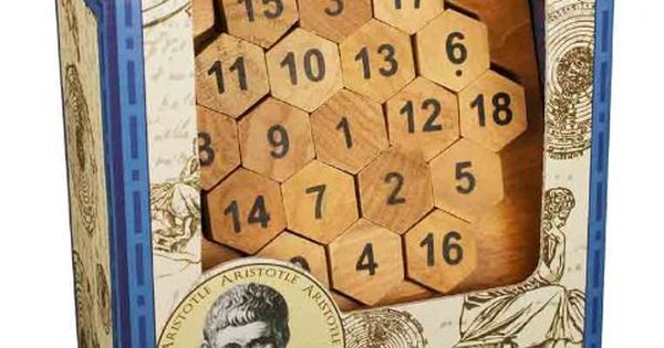 38 Best Aristotle Images On Pinterest: Aristotle Number Puzzle- Can You Make Every Row Add Up To