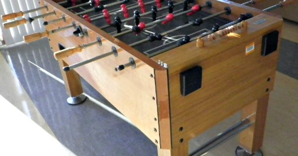 Harvard Foose Ball Table On Govliquidation Sports