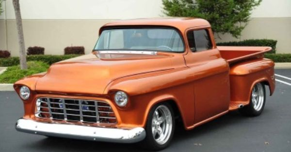 1955 Chevy Pick Up Jpm Entertainment Classic