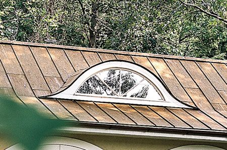 Adding An Eyebrow To Your Roof Roof Architecture Green Roof Roof