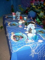 I Like The Netting Idea On The Table With Images Dolphin