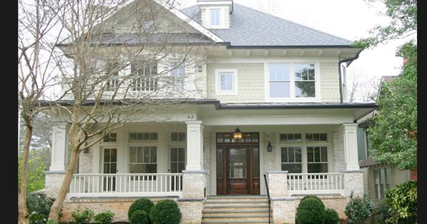 Atlanta Craftsman I Love The Look Of This Home But