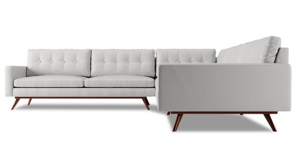 fillmore l shape sectional thrive furniture klein axure 3500 furniture pinterest. Black Bedroom Furniture Sets. Home Design Ideas