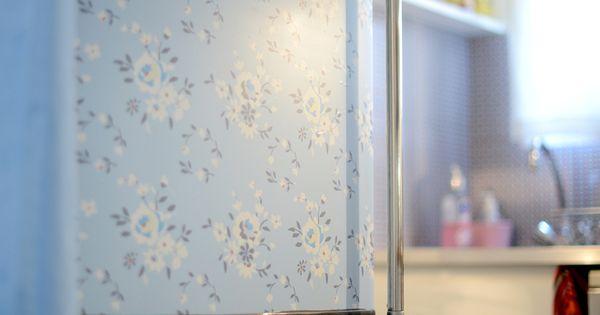 d corer son frigo relooker son r frig rateur id es pour la maison pinterest. Black Bedroom Furniture Sets. Home Design Ideas