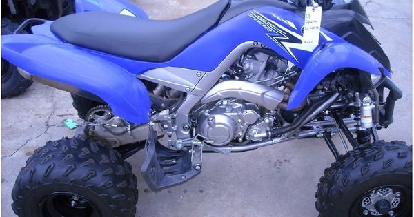 Cheap Used 2011 Yamaha Raptor 700r Four Wheeler Atv In