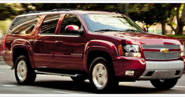 Chevrolet Suburban The Mightiest Chevrolet Suv It S The Suv