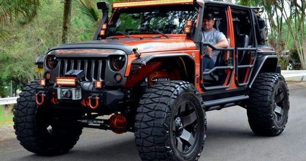 Custom Jeep Patriot >> Customized Jeep Wrangler | ALL JACKED UP ON MOUNTAIN DEW | Pinterest | Jeeps, Nice and Cars
