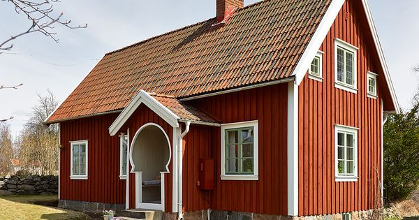 Red Houses Little Red And Bungalows On Pinterest