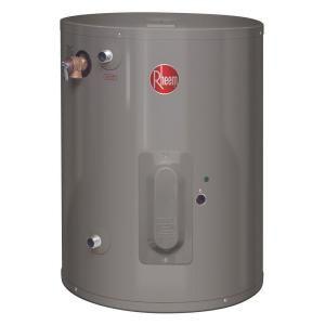 Rheem Performance 20 Gal 6 Year 2000 Watt Single Element Electric Point Of Use Water Heater Xe20p06pu20u0 The Home Depot Water Heater Installation Electric Water Heater Gas Water Heater