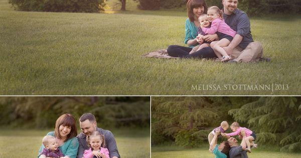 Family photo shoot idea...