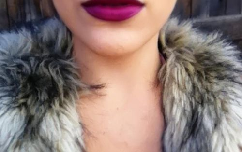 need to get a plum lip color!