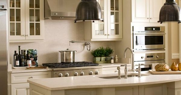 Zsazsa bellagio like no other interiors dream house for Benjamin moore white paint for kitchen cabinets