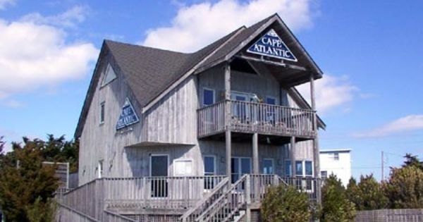 Cafe Atlantic Ocracoke Island Ocracoke Beach Vacation Rentals