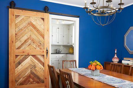 How To Build A Sliding Barn Door Barn Door Projects Wood Barn