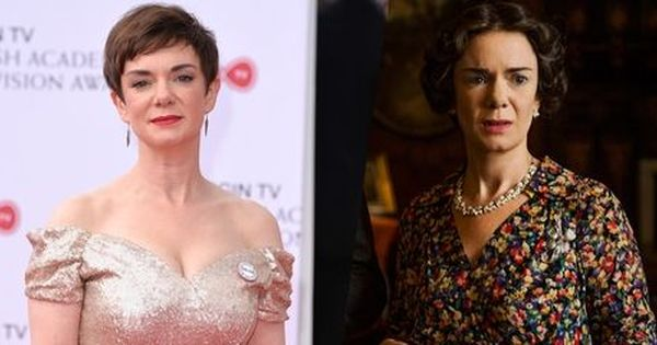 The Crown S Victoria Hamilton On Who She Wants To Replace Her As Queen Mother The Crown The Crown Series Queen Mother