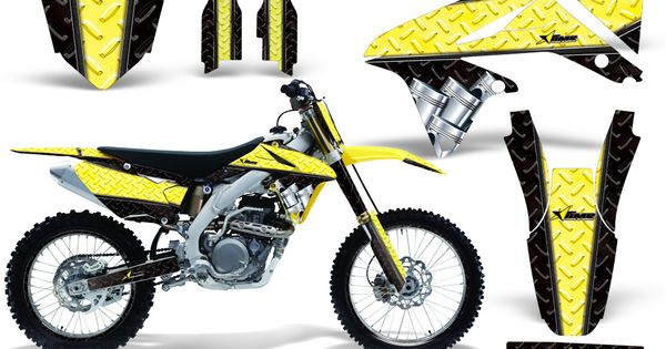 suzuki dirt bike graphic kits for rmz 450 rmz 250 rm 125 rm 250 drz 400 rm 100 rm 85 rm. Black Bedroom Furniture Sets. Home Design Ideas