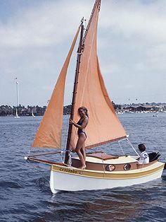 The Pocket Cruiser Page Sailing Dinghy Classic Sailboat Boat