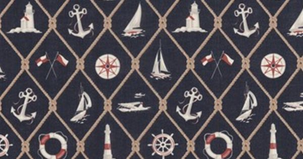 Ralph Lauren Nautical Wallpaper Connor S Room