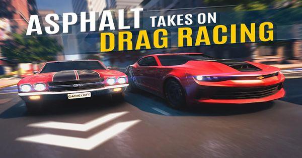 Asphalt Bertema Drag Race Siap Dimainkan Kota Tantangan