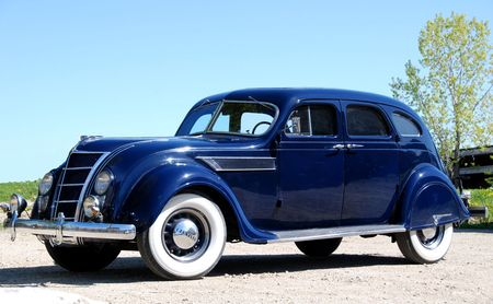 1935 Chrysler Airflow Sedan Jpm Entertainment