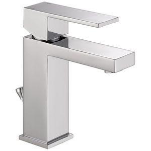 Delta Faucet D567lfpp Ara Single Hole Bathroom Faucet Chrome At Ferguson Com Bathroom Faucets Best Bathroom Faucets Delta Faucets