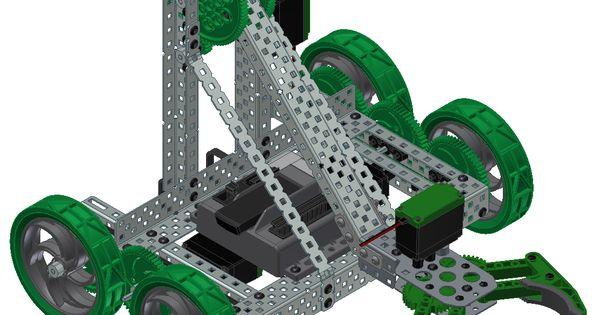 vex robot designs