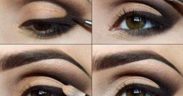 Great natural smokey eye. No shimmer, perfect for more mature women.