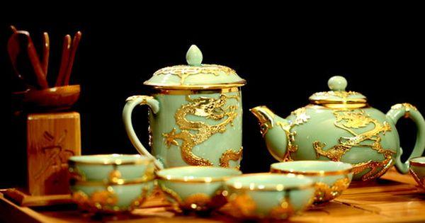 Beautiful Chinese Tea Set Home Interior Pinterest