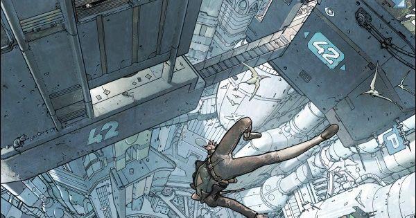 Moebius | The future is a mess | Pinterest | Cyberpunk ...