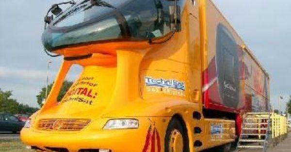Truck Mercedes Benz >> concept trucks | TUNING FEVER :: Mercedes-Benz Concept truck by Luigi Colani - Envoyé ...