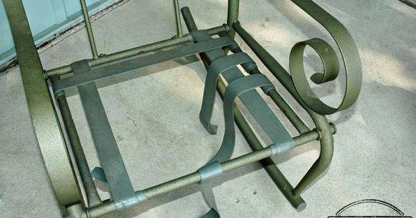 Plastic Wicker Furniture Repair