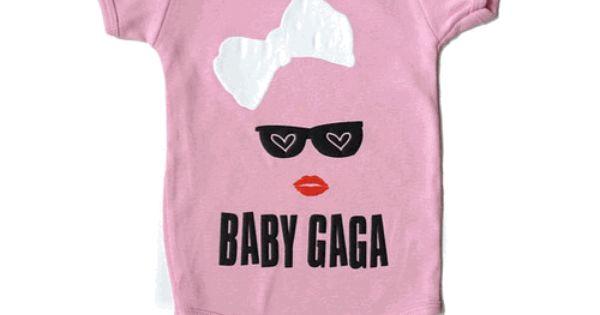Baby Gaga Onesie