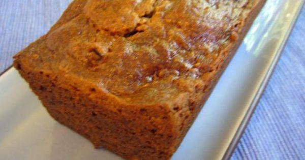 Persimmon Bread | Persimmon Recipes | Pinterest | Breads and Recipe