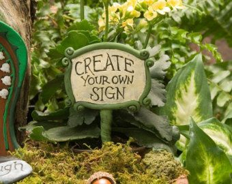 Fairy Garden Sign There Be Fairies Here Fairy Garden Sign Garden Signs Funny Garden Signs