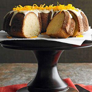 Better Homes And Gardens Lemon Bundt Cake