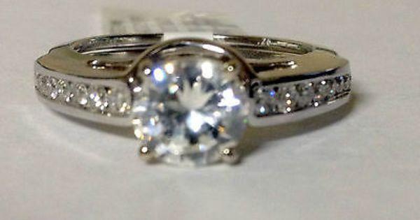 New 0 25ct 14k White Gold Diamonds Solitaire Wrap Ring Guard Solitaire Enhancer Diamond Solitaire Enhancer Diamond Solitaire Silver Engagement Rings