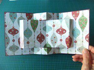Pop Up Book Card Fancy Fold Cards Pop Up Christmas Cards Pop Up Book