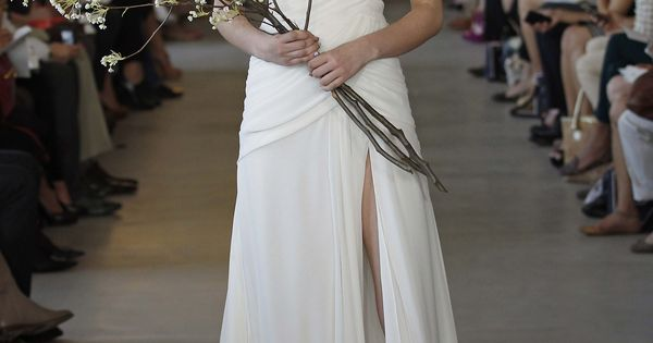 Bridal Fashion Week Spring 2013 | Oscar dela Renta