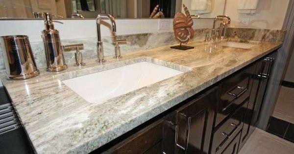 Fantasy Brown Quartzite Countertops Google Search Bathroom Ideas