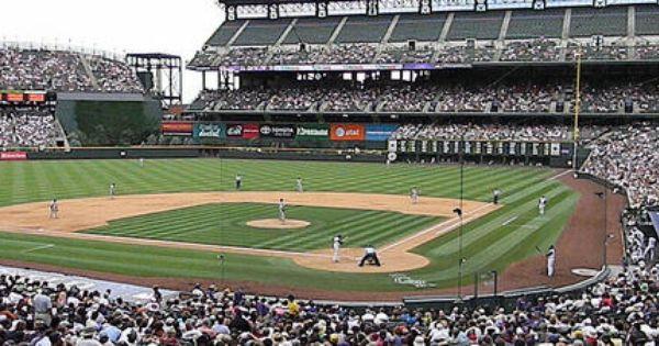 Coors Field Denver Baseball Field Colorado Field