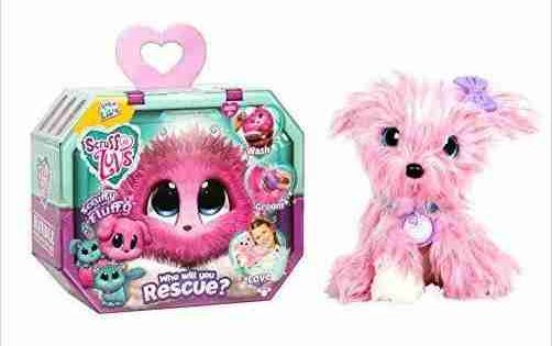 Little Live Scruff A Luvs Plush Mystery Rescue Pet Little Live