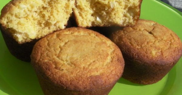 Corn muffins, Muffin recipes and Muffins on Pinterest