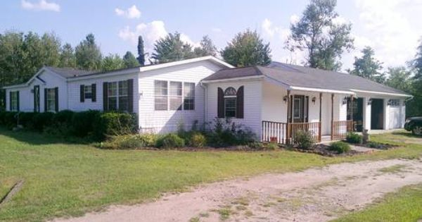 Nice 3 Bedroom 2 Bath Double Wide Home W 3 Car Garage On
