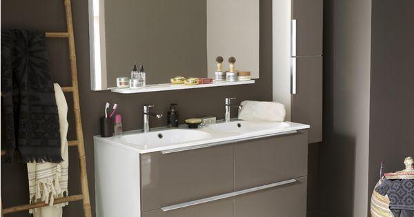 Meubles de salle de bains pour petits et grands espaces for Meubles pour petits espaces