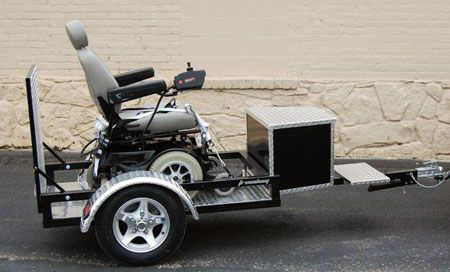 American Made Wheelchair Trailers Www