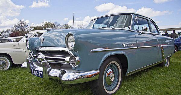 Ford customline tudor sedan 1952 1667 for 1952 ford customline 2 door