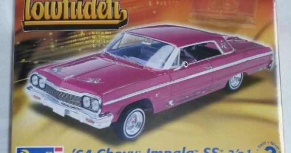 1964 Chevy Impala SS Lowrider 2 in 1 Bausatz 1:25 Model Revell 2574 Chevrolet