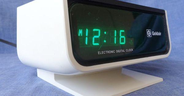 Goldair NS-530   Clocks   Pinterest